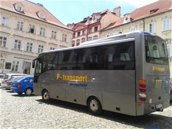 Nepravidelná autobusovádoprava, výlety, akce, zájezdy