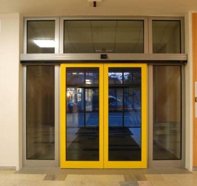 Automatické turnikety a dveře firmy - prodej Kladno