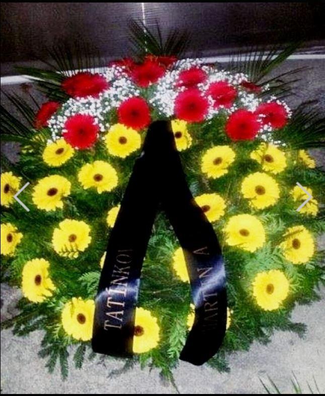 Příprava pohřbu, tisk smutečních oznámení Praha 9