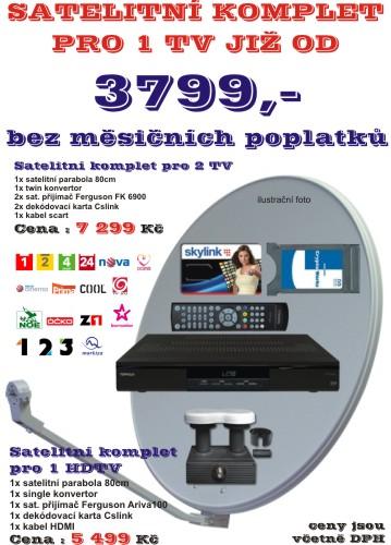 Prodej počítače výpočetní technika satelitní technika Polička