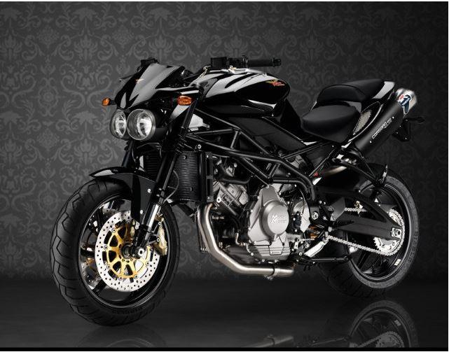 Motocykly MotoMorini italské výroby pro jízdu na silnici i v terénu