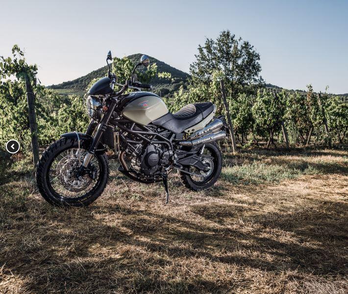 Motocykly MotoMorini - Scrambler 1 200