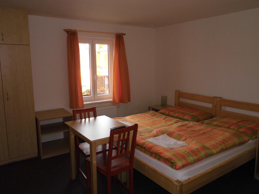 Ubytování v Penzionu Nebanice