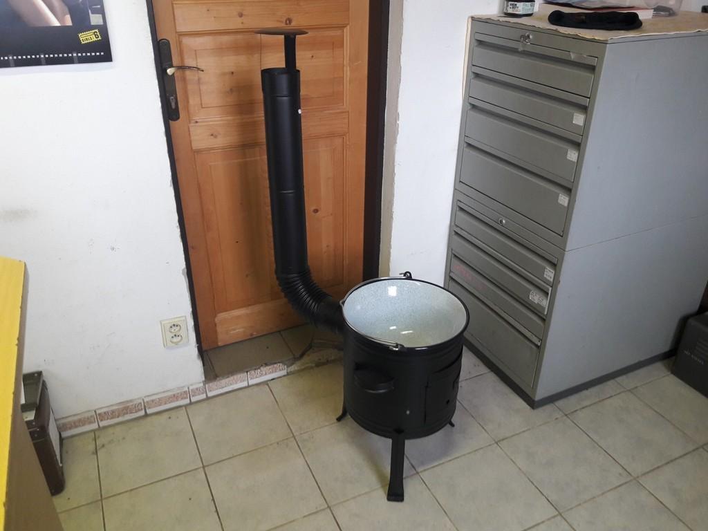 Kamínka pod kotlík Jičín – skvělé vaření venku na ohni