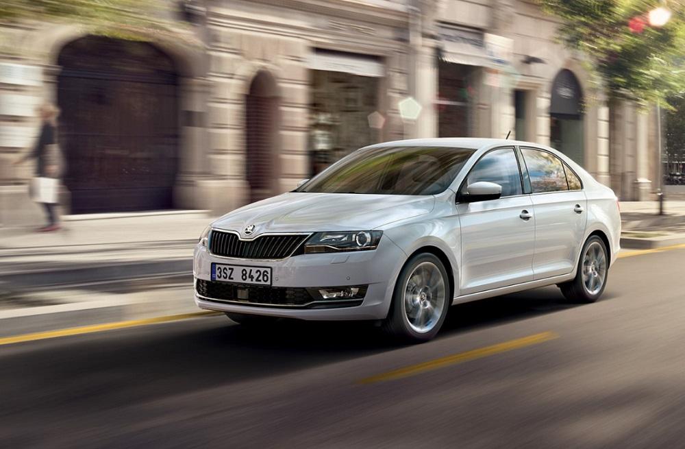 Škoda Rapid - akce Nové auto výměnou za staré