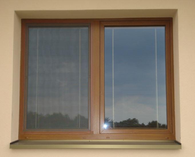 Dřevěná EURO okna - moderní vzhled a izolační vlastnosti