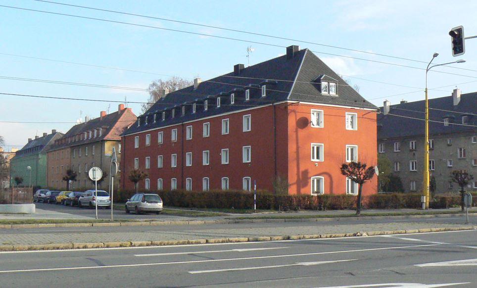 Opravy a renovace fasád, Opava