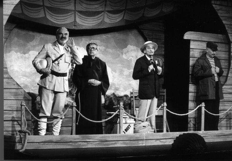 Žižkovské divadlo připravuje bohatý program divadelních her a inscenací