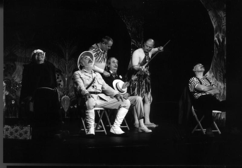 Žižkovské divadlo připravuje program pro novou divadelní sezonu
