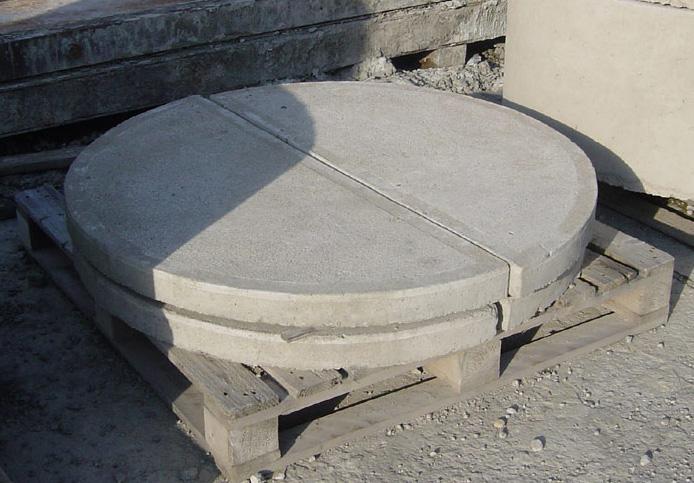 Betonový poklop Hradec Králové – výroba a prodej betonových dílců