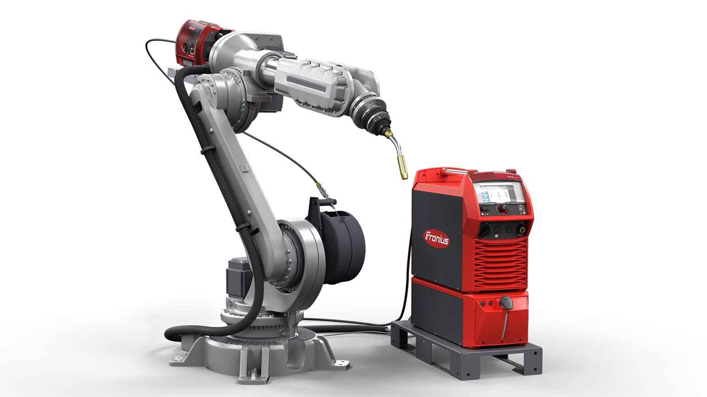 Robotizované svařování