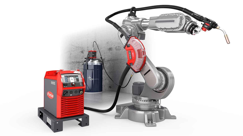 Robotizované svařovací systémy