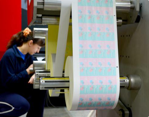 Tisk a zpracování papíru