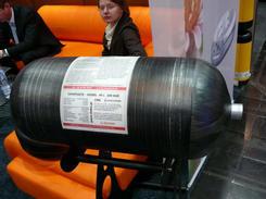 Přestavba vozidel na CNG, montáž nádrží na CNG Prostějov