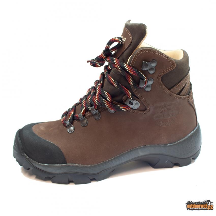 Trekingová, treková obuv TRIOP