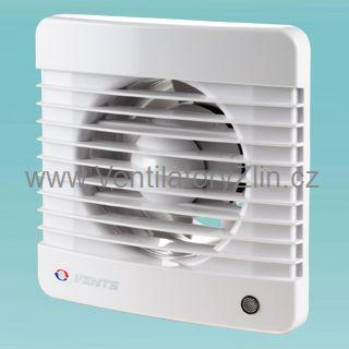 koupelnové ventilátory - axiální