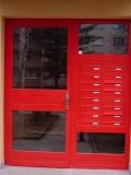 VKV-MARKET, spol. s r.o., protipožární dveře interiérové, exteriérové, jedno a dvojkřídlové