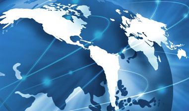 Spedice pobočky v 37 zemích