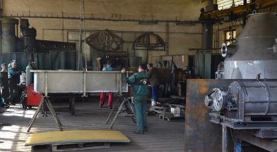 Výroba svářenců a kompletních strojů - profesionální výroba a zaručená kvalita