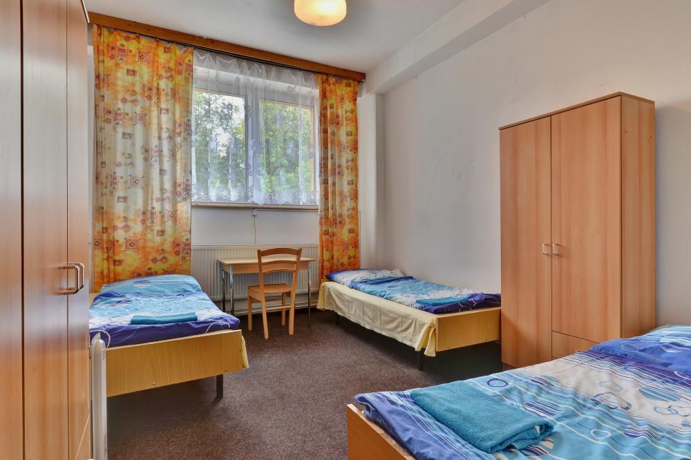 Sportoviště Roudnice nad Labem - ubytování