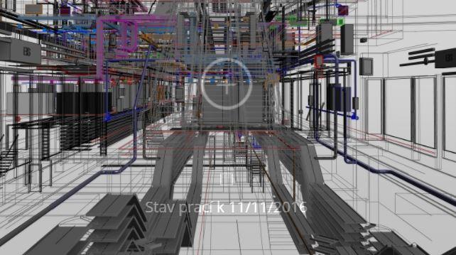 Plánovaná trasa metra D - Metroprojekt Praha a.s. – náhled projektové přípravy