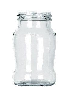 Zaváraninové poháre pre potravinárstvo - výroba, potravinárske zaváraninové poháre, obalové sklo na kečup, majonézu