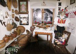 Národopisné muzeum Žiželice – stálá vlastivědná expozice řemesel a cechů