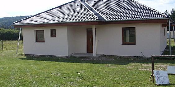 Výstavba nových rodinných domů, stavební rekonstrukce bytů a domů