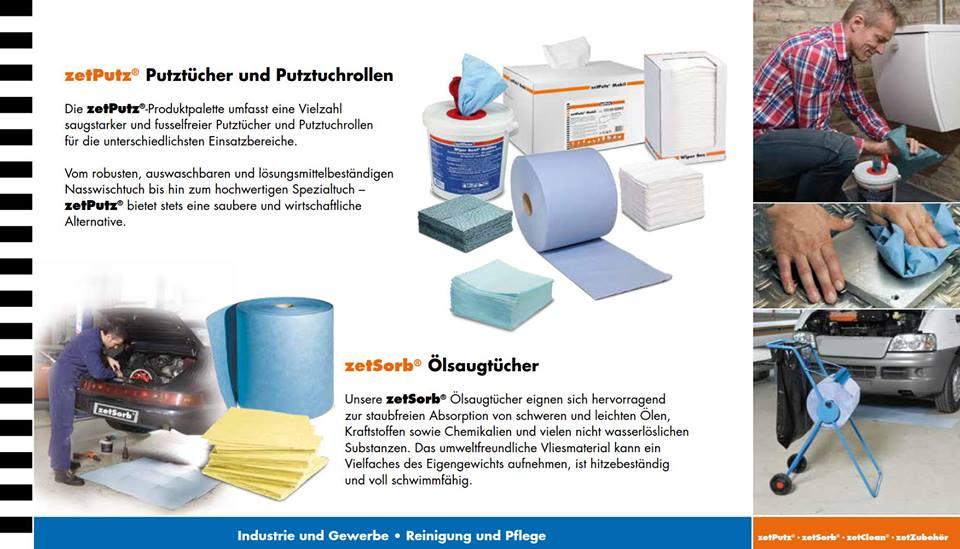 Průmyslové papírové role pro domácnost i průmysl