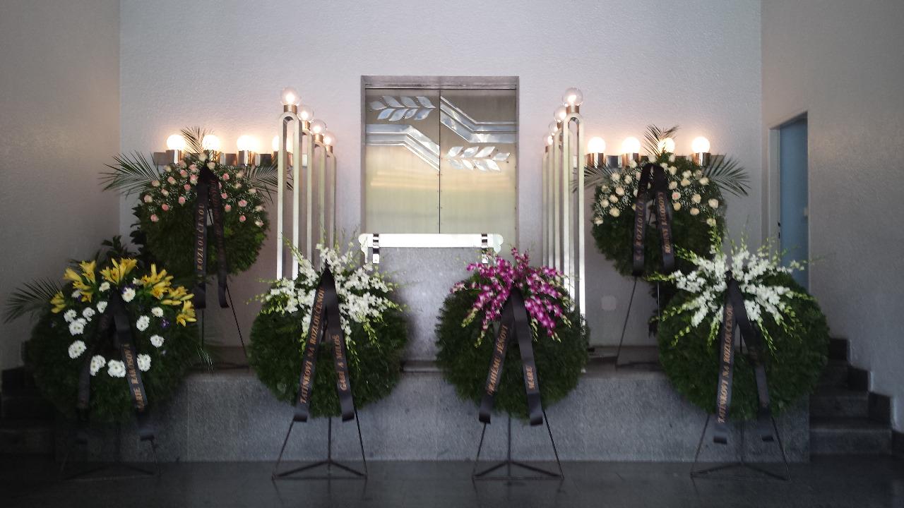 Zpopelnění v krematoriu bez smutečního obřadu