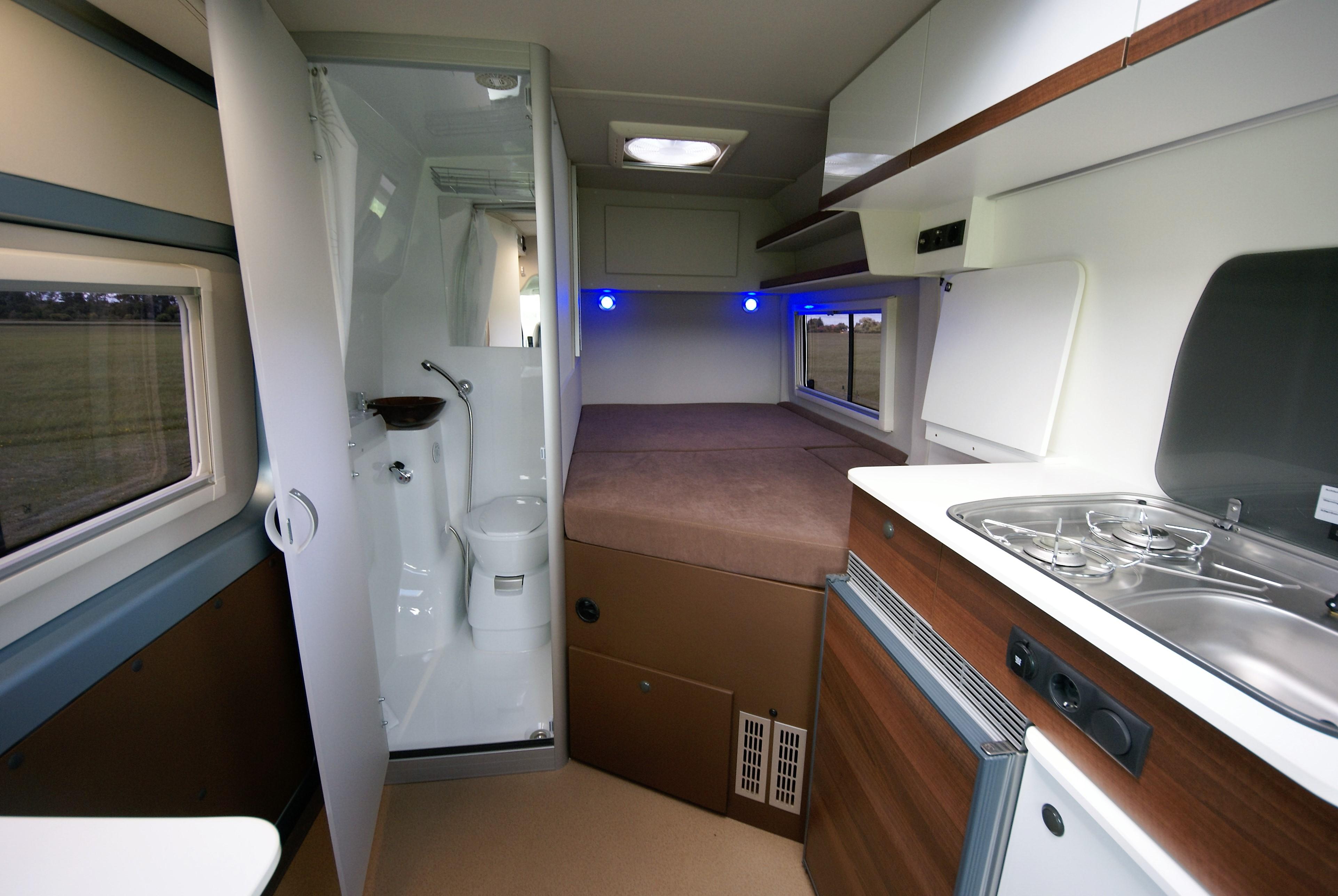 Einbauten in Wohnmobile – Wohneinbauten auf Bestellung CZ, Tschechische Republik