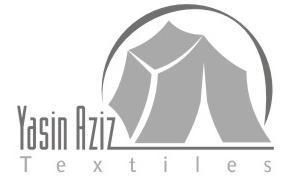 PAKISTAN; Segeltuch, Zelte, Leinenprodukte