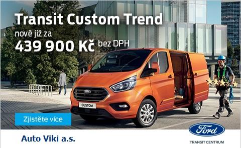 Ford Transit Centrum, autorizovaný prodej vozů Ford Transit - poradenství a profesionální přístup