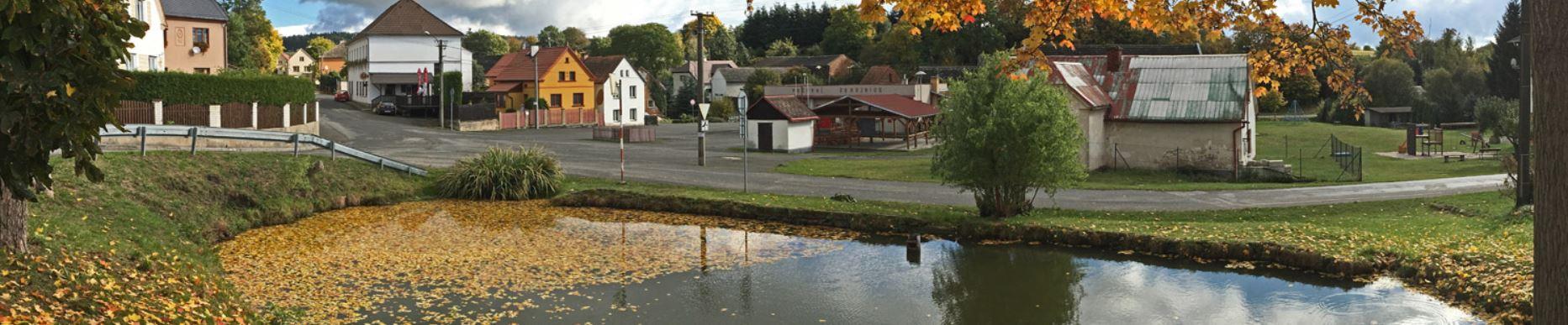 Obec Křelovice na Plzeňsku s přidruženými vesnicemi Mydlovary, Pakoslav a Rozněvice