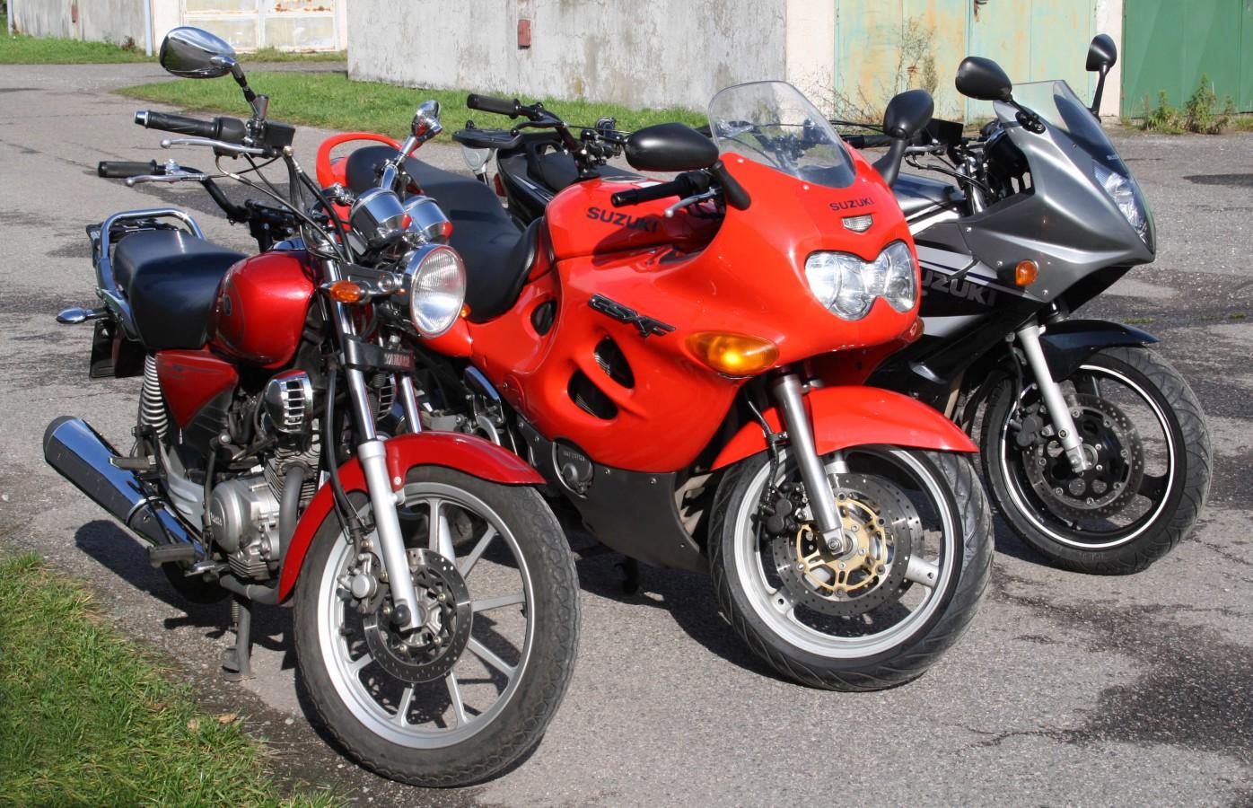 Řidičské oprávnění na motocykl