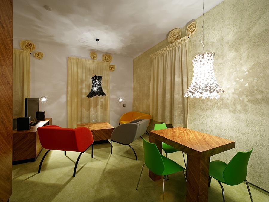 Apartmán PŘÍRODA - vila Evžen