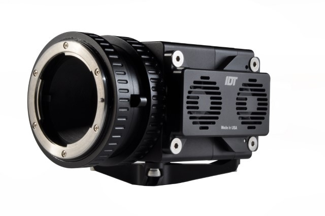 Extrémně odolné vysokorychlostní kamery