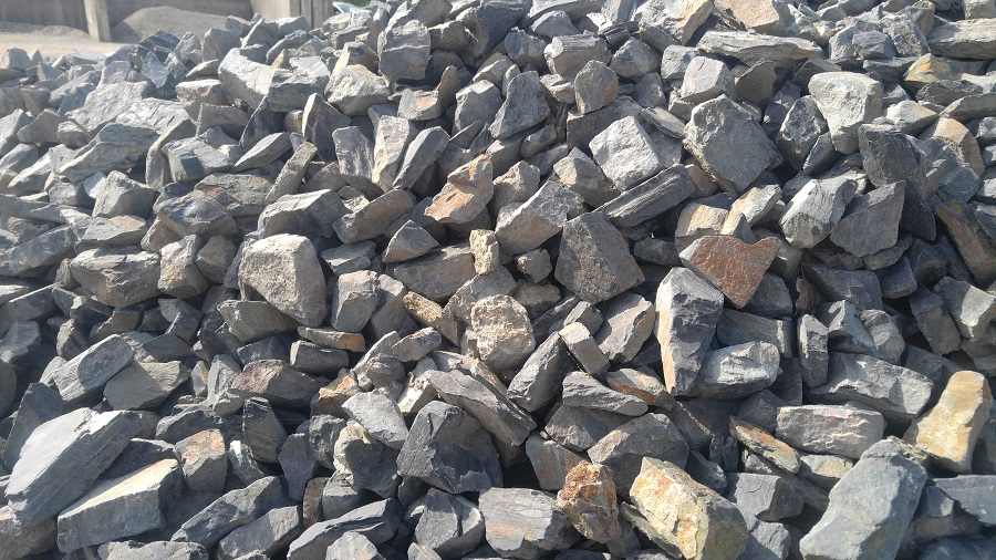 Kamenivo Zlín Rybníky, kameny do gabionů