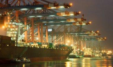 Přeprava zboží kontejnerová námořní