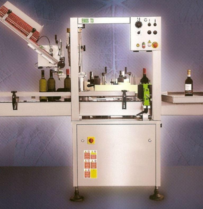 Plnící a etiketovací stroje - výroba, servis, montáž