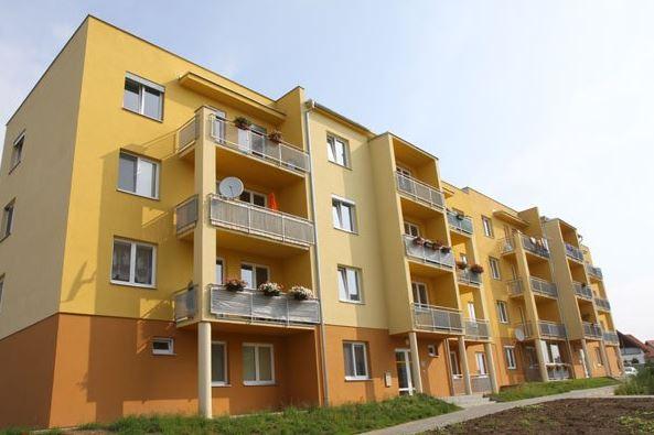 Výstavby bytových prostor