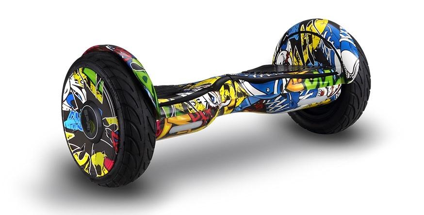 hoverboard Spirit Nosnost 120kg