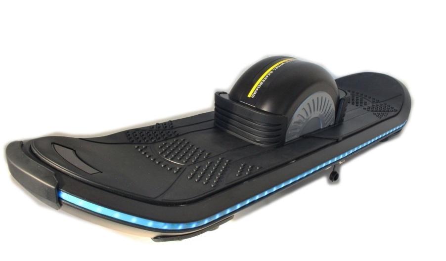 jednokolový elektrický skateboard - Hoverskate