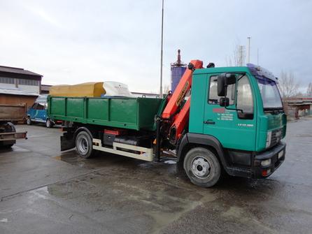 Opravy hydraulických válců
