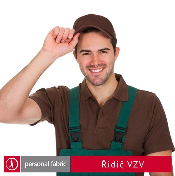 Volná pracovní místa - řidič VZV