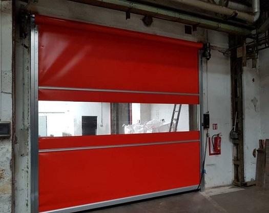 Spolehlivé vrata, rychlá instalace, jednoduché řešení