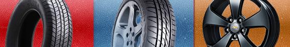 Výkup nových i použitých pneumatik a disků, sady i jednotlivé kusy