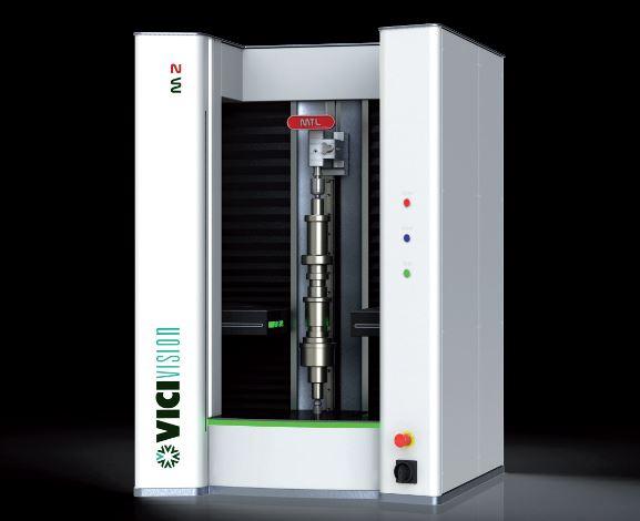 Kontrolní optické měřící zařízení na hřídele – rychlost, přesnost, spolehlivost