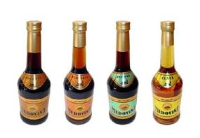Zlatá, mandlová, bylinná a ořechová medovina