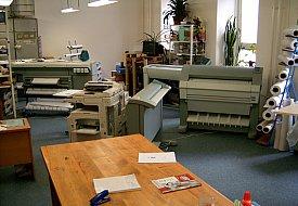 Digitální kopírování, tisk, vazba dokumentů, laminace Jablonec.